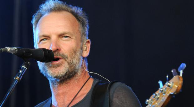 Sting says the Great North Road provided passage for numerous artists and bands from the North East to London