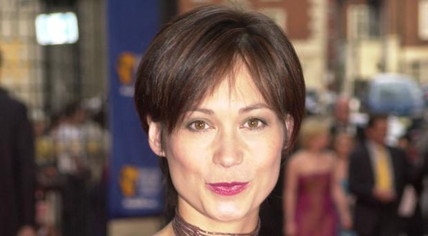 Former Emmerdale star Leah Bracknell has lung cancer