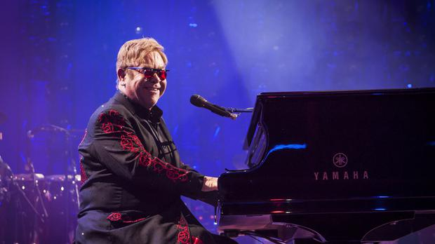 Sir Elton John is finally writing his memoirs
