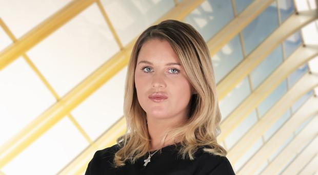 Natalie Hughes is the second person to be kicked off The Apprentice