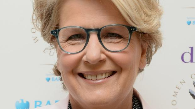 Sandi Toksvig is taking over from Stephen Fry as host of BBC comedy quiz show QI