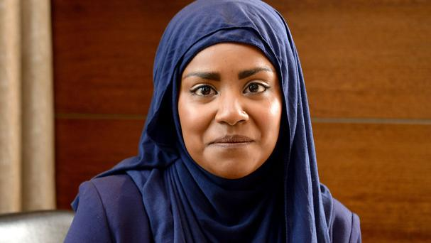 Nadiya Hussain has signed a deal to work for the BBC