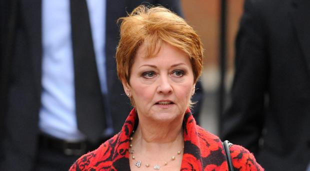 Anne Diamond said senior people at the company she worked for felt a 'family image' was needed for breakfast TV