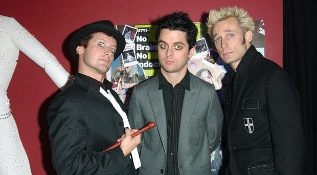 Green Day said it was 'especially gratifying