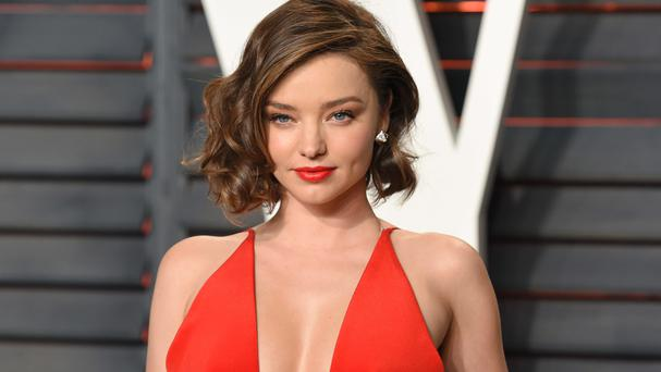 Miranda Kerr was not at home at the time of the incident