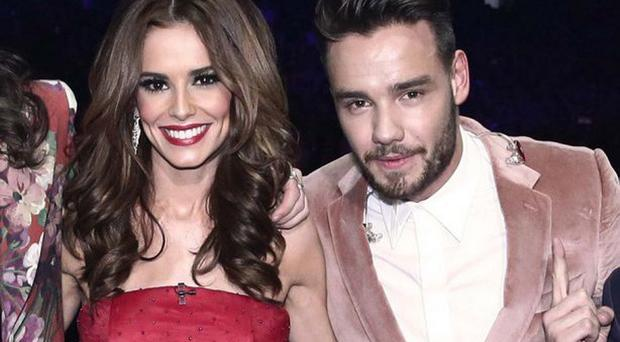 Cheryl and new beau Liam Payne, of One Direction