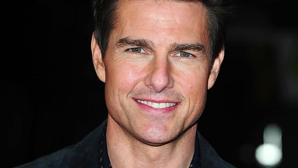 Tom Cruise has been plugging his new film Jack Reacher