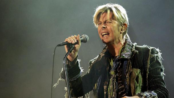 David Bowie died on January 10 two days after his 69th birthday