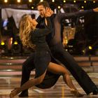 Dancer Brendan Cole with celebrity partner Anastacia on Strictly Come Dancing (BBC/PA)