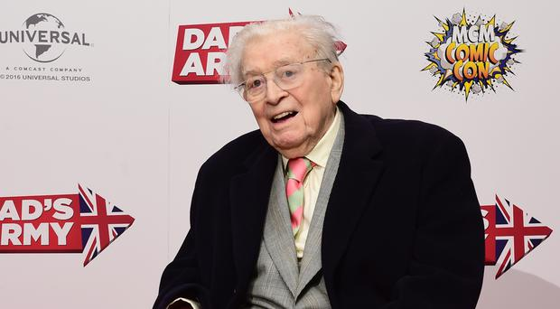 Jimmy Perry created a host of popular TV shows, including Dad's Army and Hi-de-Hi!