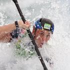 Canoeist Joe Clarke will be coming face to face with the judges' paddles