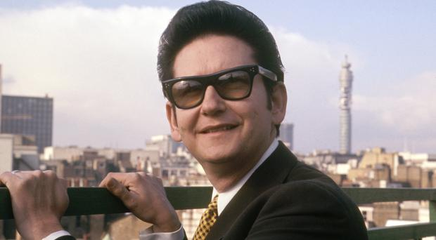 Roy Orbison had three number one singles in the UK and seven other top 10 hits