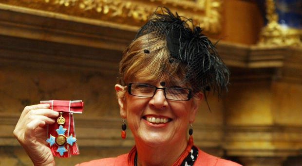 Prue Leith is leaving the panel