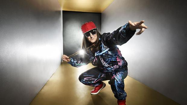 Honey G will be hoping to spook viewers on fright night