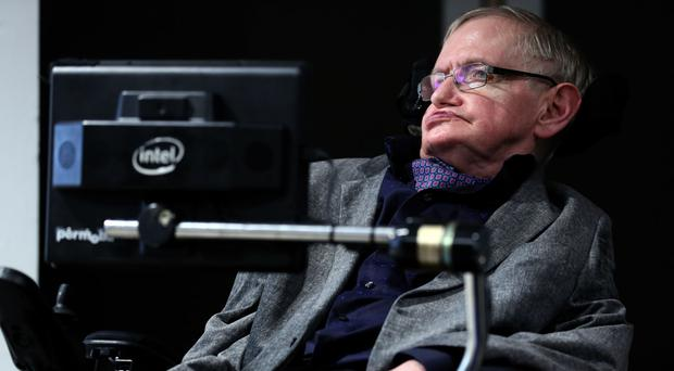 Stephen Hawking is among the winners