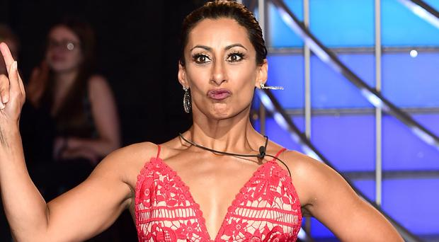 Ex-Apprentice star Saira Khan says she was loud and competitive when she appeared on the show