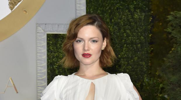 Holliday Grainger recently starred in Lady Chatterley's Lover