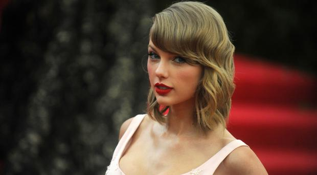 Taylor Swift has amassed earnings of 170 million US dollars (£137.8 million) over the past year