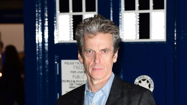 The clip of the Doctor Who Christmas special, starring Peter Capaldi, will be aired during Children In Need