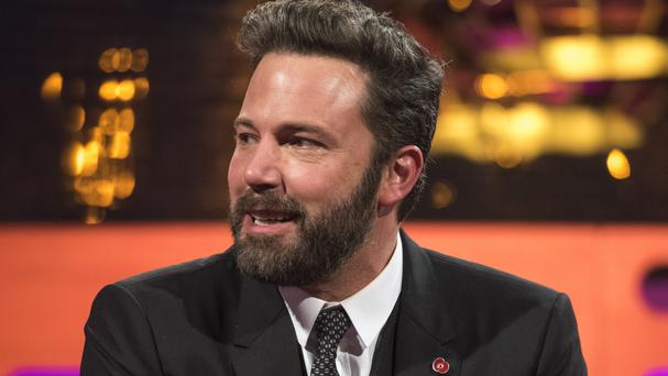 Ben Affleck on the Graham Norton Show