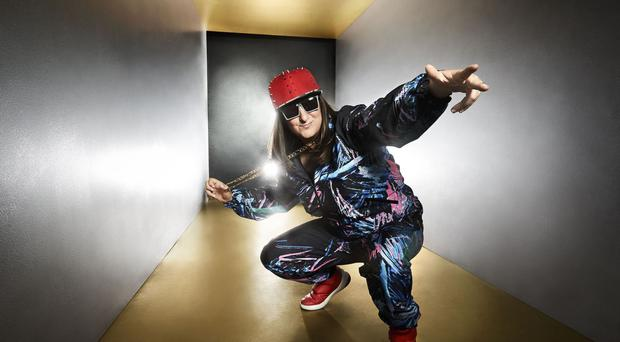 MANDATORY CREDIT REQUIRED: SYCO/THAMES TV Undated handout photo issued by ITV of X Factor contestant Honey G who was praised by Simon Cowell after performing '90s hit Jump on the talent show.