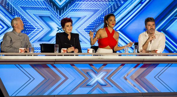 The X-Factor official live tour is coming to Belfast next March (SYCO/THAMES TV/PA Wire)
