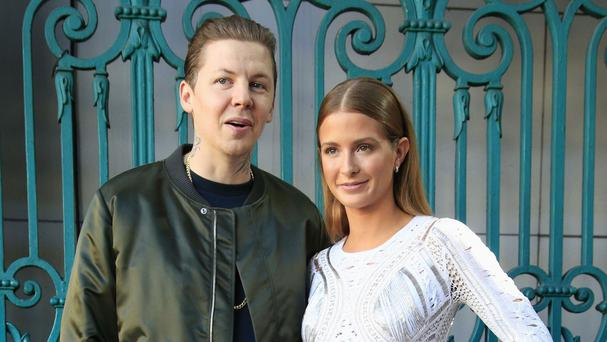 Professor Green and Millie Mackintosh married in 2013 but the pair announced their split in February