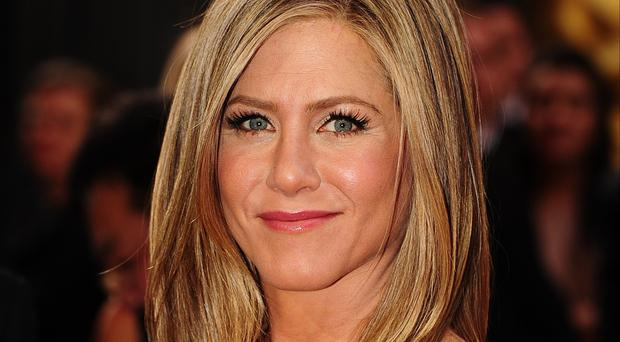 Jennifer Aniston told the US edition of Marie Claire magazine that she is at a