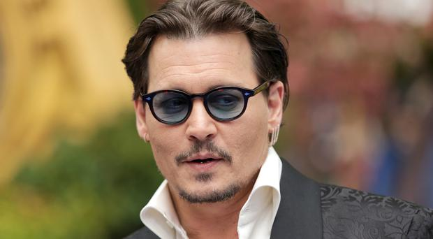 Johnny Depp's films include the Pirates Of The Caribbean franchise, and Sleepy Hollow