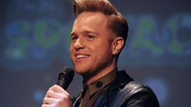 Singer Olly Murs surprised pupils at his old school as part of this year's Children In Need fundraising campaign