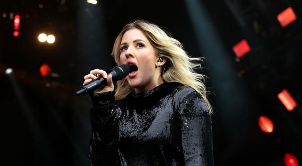 Ellie Goulding will perform in the grounds of Kensington Palace in aid of the Centrepoint charity