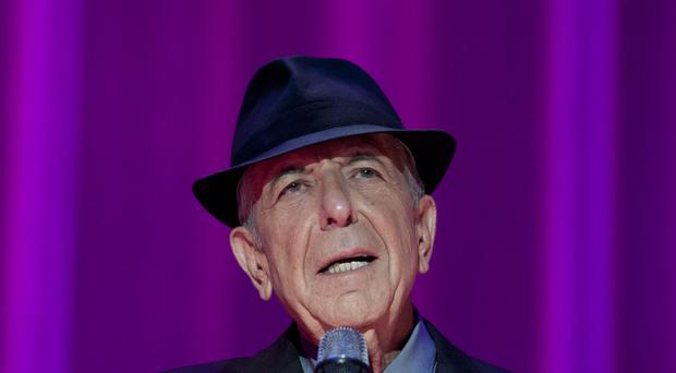 Leonard Cohen has died aged 82, according to his official website