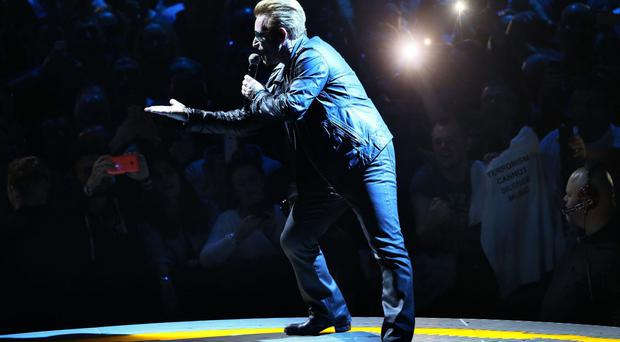 Bono is among those to have covered Leonard Cohen song Hallelujah