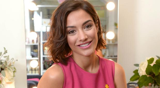 Frankie Bridge aims for a second shot at Strictly Come Dancing glory
