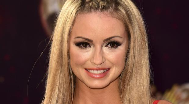 Ola Jordan is among the campers