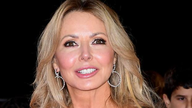 Carol Vorderman is among the stars confirmed for this year's I'm A Celebrity... Get Me Out Of Here!