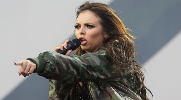 Jesy Nelson said she never reads online comments anymore