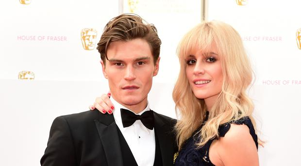 Oliver Cheshire and Pixie Lott have got engaged