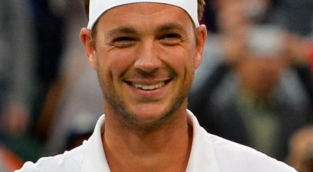 Wimbledon tennis star Marcus Willis has revealed his jaw dropped open when he first saw his new bride on their wedding day