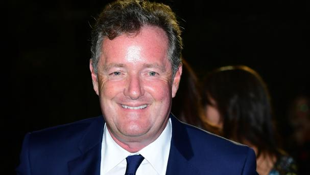 A Good Morning Britain promo video has a laugh at Piers Morgan constantly being on his mobile phone