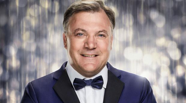 Strictly star Ed Balls is preparing for the Blackpool round of the competition (BBC/PA)