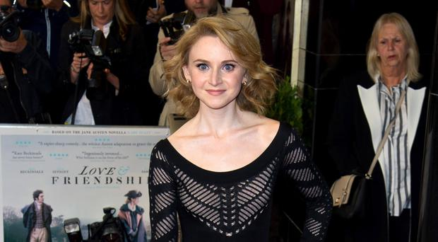 Jenn Murray plays the role of Chastity in Fantastic Beasts and Where to Find Them