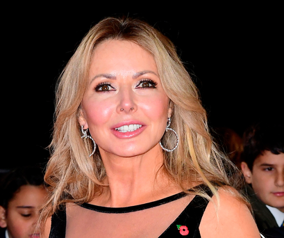Dating: Carol Vorderman