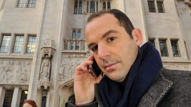 Martin Lewis is presenter of the The Martin Lewis Money Show
