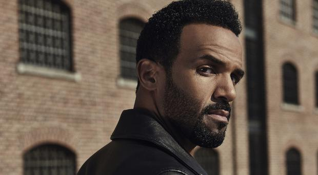 Craig David's Children In Need single caps a fine year, including a chart-topping album and a Mobo award