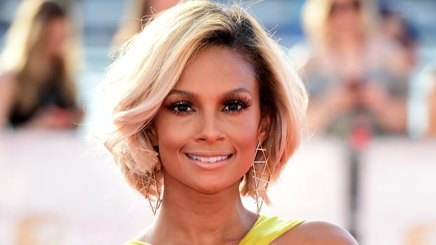 Alesha Dixon was previously a judge on Strictly Come Dancing having won the show in 2007