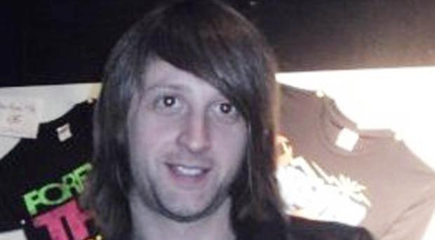 Nick Alexander was killed while he was working for Eagles of Death Metal at the Bataclan theatre in Paris.