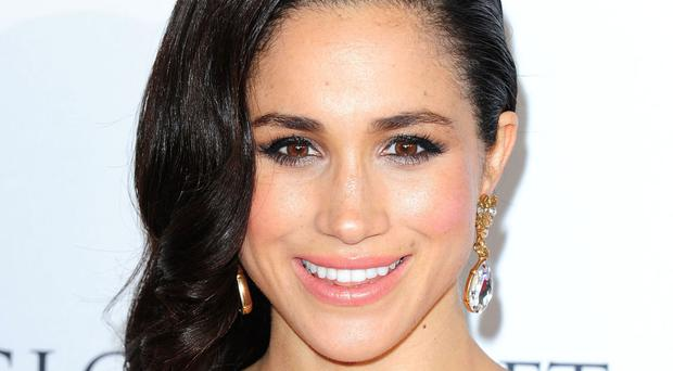 Meghan Markle is Prince Harry's girlfriend
