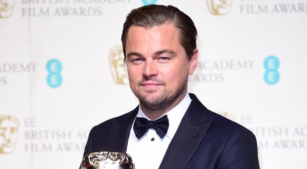 Leonardo DiCaprio was invited to visit the latest Social Bite venture by co-founder Josh Littlejohn before he speaks at the Scottish Business Awards on Thursday