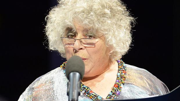 Miriam Margolyes will play a mother whose dying wish is to fulfil her bucket list on a road trip